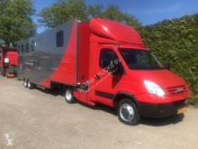 pojazd dostawczy Iveco 35C1ST living paardenwagen