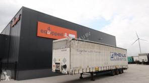 semi remorque Schmitz Cargobull mega, Scheibebremsen Hubdach, galvanisiert Code- XL Plane