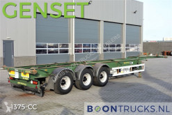 HFR SB24 + GENSET 2011 | 40ft HC * 1187 HOURS * 4460 Kg Netto semi-trailer