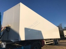 semiremorca Samro fourgon BT 635 QF disponible à partir du 26/12/2019