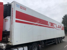 semi remorque Schmitz Cargobull 3AS + CARRIER + LAADKLEP DHOLLANDIA