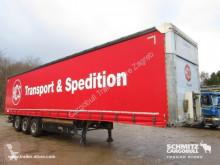 naczepa Schmitz Cargobull Semitrailer Curtainsider Standard Utovarna rampa
