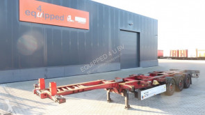 semi reboque Schmitz Cargobull 40FT HC, SAF+DISC, Liftaxle, empty-weight 5.400kg, extendable at the rear, 2x available