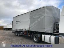 Langendorf Satue 10/11 Auflieger Rampe 1-Achs Seilwinde semi-trailer