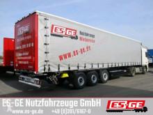 Krone 3-Achs-Sattelanhänger - Edscha - Coil semi-trailer
