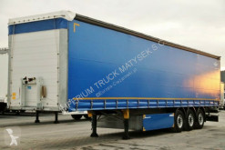 semi reboque Schmitz Cargobull CURTAINSIDER /STANDARD /2 LIFTED AXES/PALLET BOX