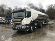 Maisonneuve TANK IN STAINLESS STEEL 25000 L+SCANIA P400 semi-trailer