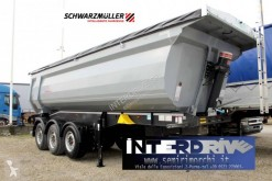 new construction dump semi-trailer