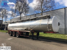 Magyar Chemie 30000 Liter, Isolated tank, 4 Bar, Steel suspension semi-trailer