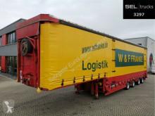 Meusburger MPG-4 / 2 Achsen nachlaufgelenkt /RADMULDEN !!! semi-trailer
