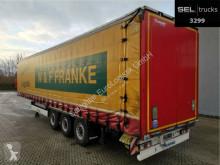 semi reboque Krone SD / verbr. bis 3,5m Breite / EDSCHA