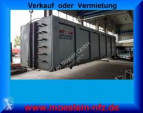naczepa Renders Stahl- Muldenaufbau ( Schrottmuldenaufbau )für
