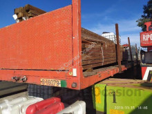 Montenegro timber semi-trailer