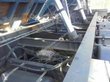 Meusburger MPS 3 Schräglader für Stahlplatten Lenkachse semi-trailer