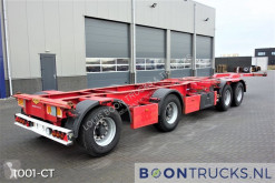 Broshuis 2 CONNECT 2009 ADR semi-trailer
