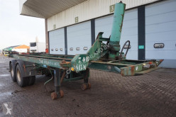 semirremolque nc Container chassis Kipper 20ft. / Own engine