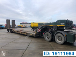 MOL Low bed trailer
