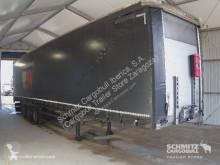Guillen Curtainsider Standard semi-trailer