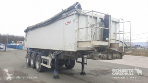 naczepa Fliegl Semitrailer Tipper Alu-square sided body 24m³