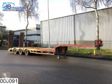 Nooteboom semie 41000 KG, Steel suspension, B 2,52 + 2x 0,25 mtr, Lowbed