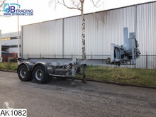 semi remorque Kaiser Chassis Tipper Container chassis, 20 FT, Steel suspension,