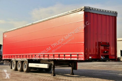semi remorque Krone CURTAINSIDER /STANDARD/ LIFTED AXLE / XL CERT
