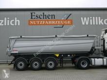 Langendorf 28 m³, 4.5 mm Seiten + Boden, SAF, Luft/Lift semi-trailer