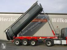 semi remorque Carnehl 28 m³ Hardox, Leichtmetallfelgen, Luft/Lift, BPW