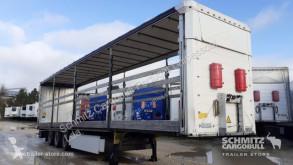 semi remorque Schmitz Cargobull Lona para empurrar Mega