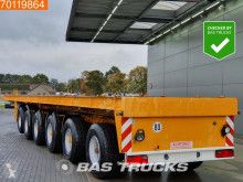 semi reboque ES-GE 6-Axle Ballast 84 ton GVW 5x Steeing axle 2x Liftaxle