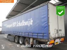 Groenewegen LBW Hartholz-Boden Palettenkasten DRO-14-27 2.000kg Ladebordwand semi-trailer