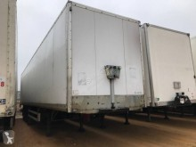 Samro double deck box semi-trailer