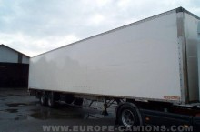 Fruehauf Fourgon semi-trailer