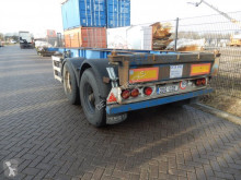 Renders 20 FT chassis / Air suspension / 15x 20 FT in stock semi-trailer