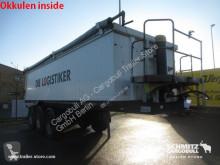 Langendorf Kipper Alukastenmulde 24m³ semi-trailer