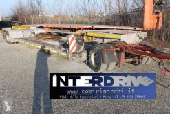 Bertoja rimorchio allungabile culla vasca usato heavy equipment transport