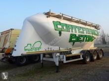 semiremorca cisternă transport pulverulent Mistrall