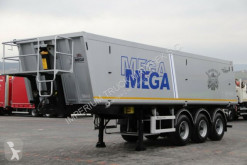 Mega TIPPER 35 M3 / LIFTED AXLE / 5700 kg / semi-trailer