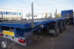 Kaiser coil carrier flatbed semi-trailer