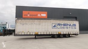 naczepa Schmitz Cargobull mega, Scheibebremsen Hubdach, galvanisiert Code- XL Plane