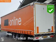 Kässbohrer ME Mega SAF Edscha semi-trailer