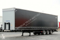 Kögel CURTAINSIDER / MEGA / LIFTED ROOF / LIFTED AXLE/ semi-trailer