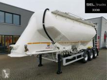 gebrauchter Auflieger Tankfahrzeug Stäube/Pulver