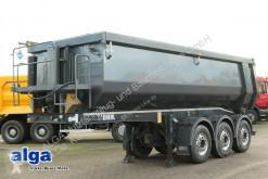 Carnehl CHKS/HH, Stahl, 28m³,anliegende Klappe,Luft-Lift semi-trailer