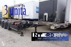 Broshuis semirimorchi portacontainer allungabili usati semi-trailer