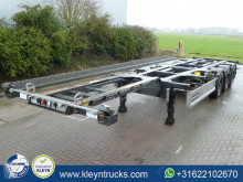 Renders EURO 920 multi back slider semi-trailer