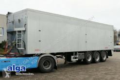 Reisch RSBS 35/24LK/63 m³./Plane/Lift/Agrar semi-trailer