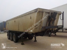Schwarzmüller Tipper Alu-square sided body semi-trailer