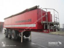 Langendorf Kipper Alukastenmulde 22m³ semi-trailer
