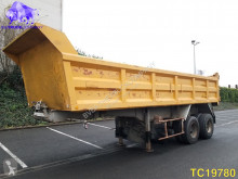 semi remorque Marrel Tipper